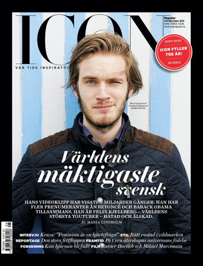 ICON-5-2014---Pewdiepie