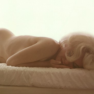 The Last Picture of Marilyn Monroe
